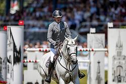 WEISHAUPT Philipp (GER), LB Convall<br /> Aachen - CHIO 2018<br /> Rolex Grand Prix<br /> Der Grosse Preis von Aachen<br /> 1. Umlauf<br /> 22. Juli 2018<br /> © www.sportfotos-lafrentz.de/Stefan Lafrentz