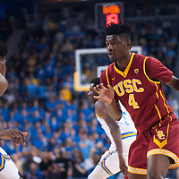 USC Men's Basketball  @ UCLA