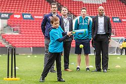 Bristol mayor Marvin Rees visits - Mandatory by-line: Ryan Hiscott/JMP - 24/05/2018 - RUGBY, GYMNASTICS, TENNIS, BASKETBALL, BADMINTON, CRICKET - Ashton Gate Stadium - Bristol, England - Celebration of Sport Week