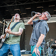 Descendents performs at GWARBQ in Richmond, VA on 08/15/2015