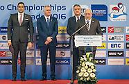 Opening Ceremony Belgrade 2016