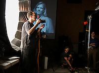 Maine Media Workshop Light Work with Gregory Heisler.  ©2014 Karen Bobotas Photographer