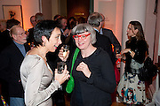 STELLA TILLYARD; PHILIPPA PERRY, Founding Fellows 2010 Award Ceremony. Foundling Museum on Monday  8 March