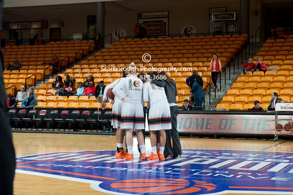 BUIES CREEK, NC - March 5th, 2016 - Campbell Camels and Radford at Gilbert Craig Gore Arena in Buies Creek, NC. Photo By Bennett Scarborough