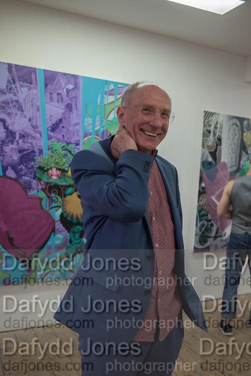 Focus on Painting, Medium Oil, David Royle and Gianluca pisano,  Bermondsey Project Space, London. 30 May 2018.