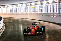 VETTEL sebastian (ger) ferrari sf15t action during the 2014 Formula One World Championship, Grand Prix of Monaco from May 20 to 24th 2015,  in Monaco. Photo Florent Gooden / DPPI