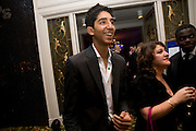 Dev Patel, The London Critics' Circle Film Awards 2009 in aid of the NSNCC. Grosvenor House Hotel . Park Lane. London. 4 February 2009 *** Local Caption *** -DO NOT ARCHIVE -Copyright Photograph by Dafydd Jones. 248 Clapham Rd. London SW9 0PZ. Tel 0207 820 0771. www.dafjones.com<br /> Dev Patel, The London Critics' Circle Film Awards 2009 in aid of the NSNCC. Grosvenor House Hotel . Park Lane. London. 4 February 2009