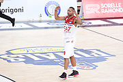 Goudelock Andrew<br /> Dolomiti Energia Trento - EA7 Emporio Armani Playoff Finale gara 6<br /> Legabasket serieA 2017-2018<br /> Trento  15/06/2018<br /> Foto Ciamillo-Castoria /Thomas Barea