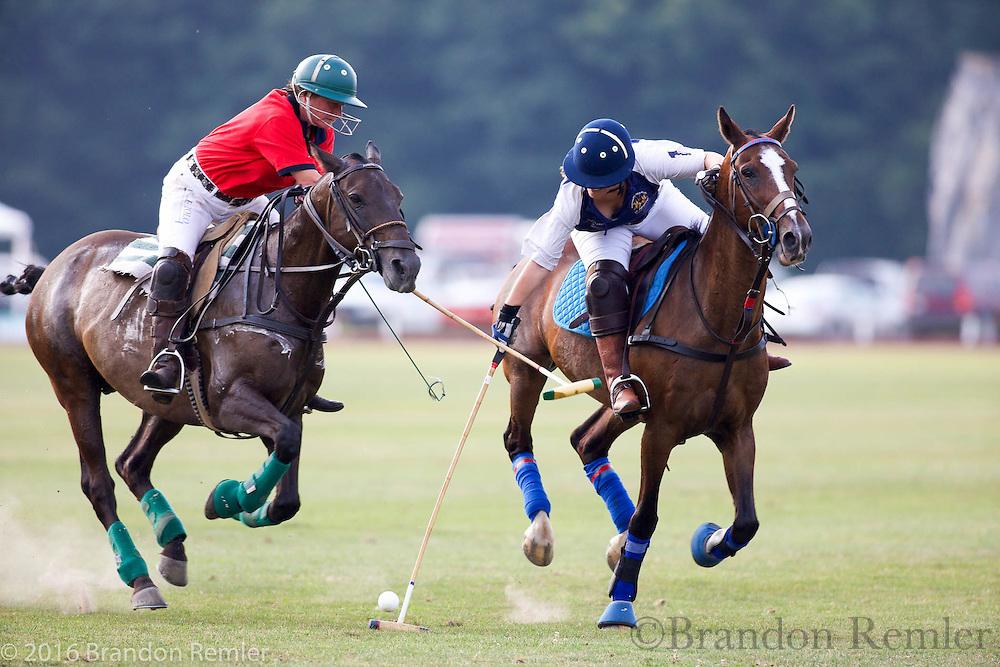 polo and track in saratoga
