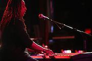 Kim Jordan at Gil Scott-Heron Produced by Jill Newman Productions and held at BB King on November 4, 2009 in New York City