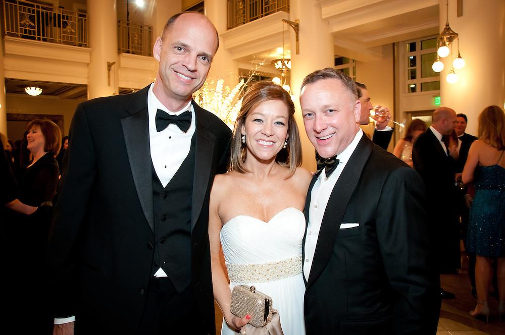 Bob and Adrienne Knestrick, Jay Joyner
