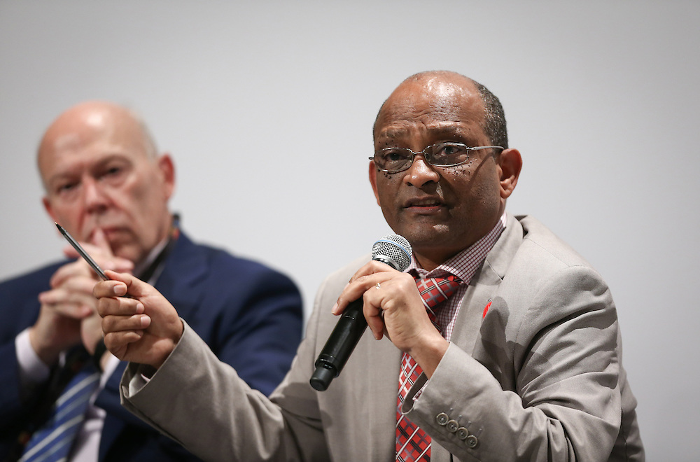 04 June 2015 - Belgium - Brussels - European Development Days - EDD - Climate - A climate change agreement - Towards Paris and beyond - Belete Tafere Desta , Minister of Environment and Forestry , Ethiopia © European Union