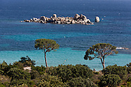 Beaches in the south of Corsica FC181