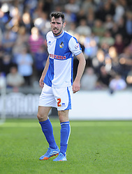 Bristol Rovers' Michael Smith - Photo mandatory by-line: Joe Meredith/JMP - Tel: Mobile: 07966 386802 05/10/2013 - SPORT - FOOTBALL - Memorial Stadium - Bristol - Bristol Rovers V Fleetwood Town - Sky Bet League 2