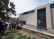 "FREESPACE - 16th Venice Architecture Biennale. Austria, ""Thoughts Form Matter"". Opening speech by Minister of Culture Gernot Blümel."