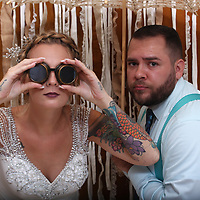 Taylor & Guy Wedding Photo Booth
