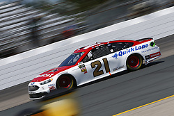 July 20, 2018 - Loudon, New Hampshire, United States of America - Paul Menard (21) takes to the track to practice for the Foxwoods Resort Casino 301 at New Hampshire Motor Speedway in Loudon, New Hampshire. (Credit Image: © Justin R. Noe Asp Inc/ASP via ZUMA Wire)