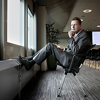 Nederland, Amsterdam , 4 november 2010..Matthe Ribbens directeur MKB Amsterdam.Foto:Jean-Pierre Jans