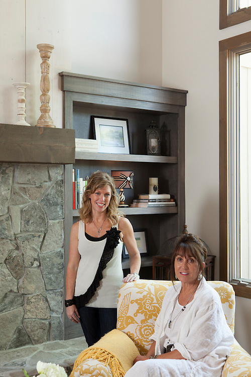 02 July 2012- Anne Kennedy's condo is photographed with .Julie Hockney, designer for Omaha Magazine.