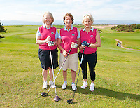 Gort Golf Club, Josie Cummins, Maura Hanrahan and Sue Madden one of the 18 golf clubs who qualified for The 2012 Ladies Irish Open Club Challenge Connaught Final battled it out at Galway Golf Club with the winning team going through to play in the Ladies Irish Open PRO-AM in Killeen Castle on August 2nd. .MORE:.The winning team Galway Golf Club of  Clodgah Hennessy, Sheelagh Kearney and Alice Murphy,  earn a once-in-a-lifetime opportunity to play with a professional at the Ladies Irish Open in August along with an over-night stay and invitation to the Gala Dinner..Over 180 clubs throughout the country, resulting in a total of 584 teams and 1,752 ladies, entered this year?s Club Challenge with 120 teams qualifying for the provincial finals. The participating clubs are competing in the fifth staging of the Club Challenge following the outstanding success of The 2011 Solheim Cup, the greatest global marquee event in ladies golf which saw Alison Nicholas? team of Europeans win back the coveted trophy by a margin of 14.5 - 12.5 in the most exciting staging of the event ever recorded, in Killeen Castle, Co. Meath..For the latest information on The 2012 Ladies Irish Open Club Challenge and to purchase tickets for The 2012 Ladies Irish Open visit www.ladiesirishopen.ie.Photo:Andrew Downes. ..