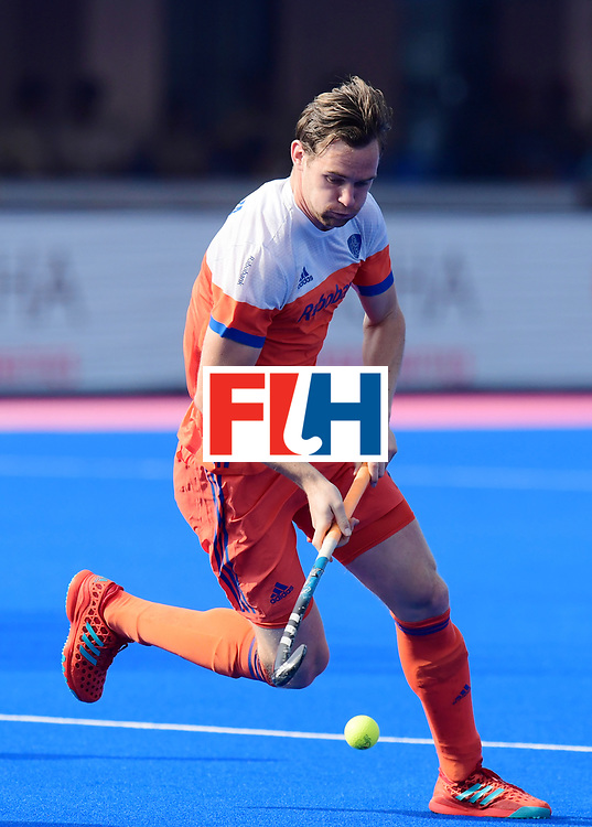 Odisha Men's Hockey World League Final Bhubaneswar 2017<br /> Match id:04<br /> Netherlands vs Spain<br /> Foto: <br /> WORLDSPORTPICS COPYRIGHT FRANK UIJLENBROEK