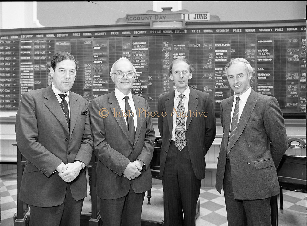 Stock Exchange Special,<br />