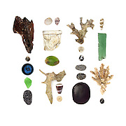Our first day on Kadavu was hot and damp. Rainclouds battled sunshine over deep green mountains. Everything felt strange, from the stones to the weather. <br />