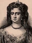 Britain, UK, Anne, queen, 1665-1714 AD