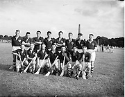 22/09/1955<br /> 09/22/1955<br /> 22 September 1955<br /> Army Semi-Final: Eastern Command v Southern Command at Phoenix Park, Dublin. Southern Command Team.