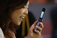 2007 Japan, Mobile Phones