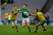 30/03/2019, Allianz Football League Rionn 2 Final at Croke Park,<br /> Meath vs Donegal<br /> Thomas O`Reilly (Meath) & Stephen McMenamin / Michael Murphy (Donegal)<br /> David Mullen / www.cyberimages.net<br /> ISO: 1600; Shutter: 1/1250; Aperture: 4; <br /> File Size: 2.9MB