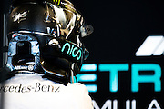October 23, 2016: United States Grand Prix. Nico Rosberg  (GER), Mercedes