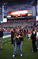 Super Bowl XLII, Phoenix, AZ 02/03/08
