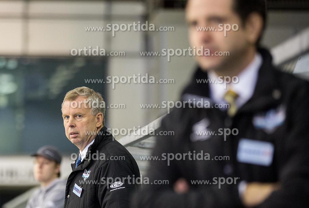 Rob Daum, head coach (Black Wings Linz)