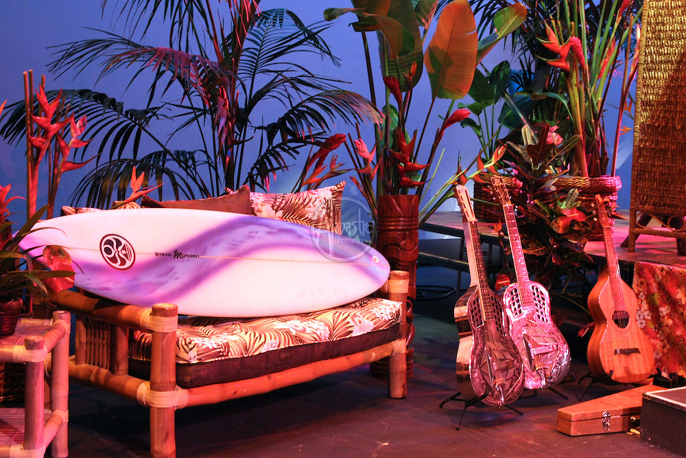 2011 SoCal Slack Key Festival at the Redondo Beach Performing Arts Center on January 23, 2011.