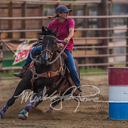 Open Barrel Racing - Twin Bridges 8/9
