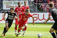 20-08-2017: Voetbal: FC Utrecht v Willem ll: Utrecht<br /> <br /> (L-R) FC Utrecht speler Zakaria Labyad tijdens het Eredivisie duel tussen FC Utrecht en Willem II op 20 augustus 2017 in stadion Galgenwaard te Utrecht<br /> <br /> Eredivisie - Seizoen 2017 / 2018 (speelronde 2)<br /> <br /> Foto: Gertjan Kooij