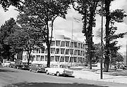 03/08/1967<br /> 08/03/1967<br /> 03 August 1967<br /> Exterior of United States Embassy, Ballsbridge, Dublin.