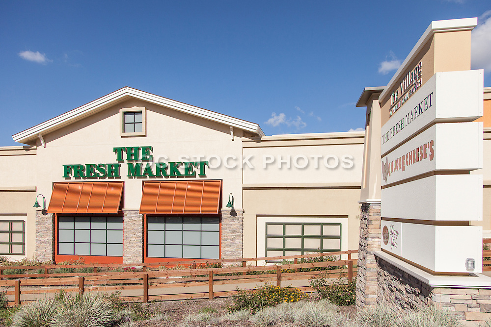 The Fresh Market at the Village of Nellie Gail Ranch
