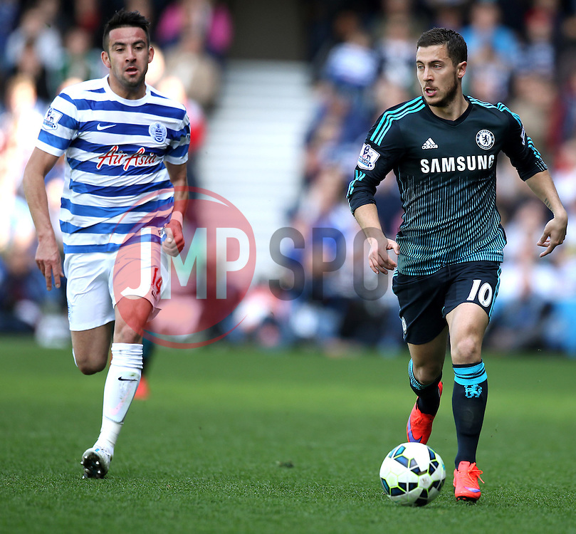 - Photo mandatory by-line: Robbie Stephenson/JMP - Mobile: 07966 386802 - 12/04/2015 - SPORT - Football - London - Loftus Road - Queens Park Rangers v Chelsea - Barclays Premier League
