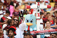 2019-11-03 Rio de Janeiro, Brazil soccer match between the teams of Flamengo and Corinthians , socer fans in stadium .validated by the Brazilian Football Championship ,Photo by André Durão / Swe Press Photo