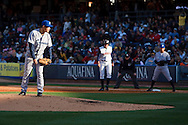 April 16, 2009:   in action during the MiLB game between Columbus Clippers and Detroit Toledo Mudhens at Fifth Third Field in Toledo, Ohio. Columbus defeated the Mudhens 2-1. (Credit Image: © Rick Osentoski/Cal Sport Media)