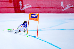 17.01.2018, Olympia delle Tofane, Cortina d Ampezzo, ITA, FIS Weltcup Ski Alpin, Abfahrt, Damen, 1. Training, im Bild Anna Veith (AUT) // Anna Veith of Austria in action during the 1st practice run of ladie' s downhill of the Cortina FIS Ski Alpine World Cup at the Olympia delle Tofane course in Cortina d Ampezzo, Italy on 2018/01/17. EXPA Pictures © 2018, PhotoCredit: EXPA/ Dominik Angerer