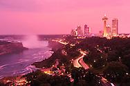 (m) Niagara Falls, Ontario, Canada,