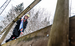 05.01.2016, Paul Ausserleitner Schanze, Bischofshofen, AUT, FIS Weltcup Ski Sprung, Vierschanzentournee, Training, im Bild Richard Freitag (GER) // Richard Freitag of Germany before his Practice Jump for the Four Hills Tournament of FIS Ski Jumping World Cup at the Paul Ausserleitner Schanze, Bischofshofen, Austria on 2016/01/05. EXPA Pictures © 2016, PhotoCredit: EXPA/ JFK