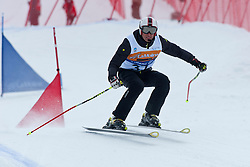 GORCE YEPES Gabriel Juan, ESP, Team Event, 2013 IPC Alpine Skiing World Championships, La Molina, Spain