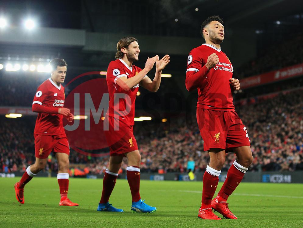 - Mandatory by-line: Matt McNulty/JMP - 26/12/2017 - FOOTBALL - Anfield - Liverpool, England - Liverpool v Swansea City - Premier League
