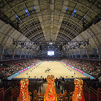 London International Horse Show - Olympia 2014