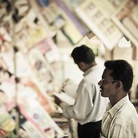 Magazine shop in Little India, Kuala Lumpur