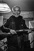 The ex-yakusa hunter